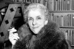 """Isak Dinesen aka Karen Blixen,author, """"Out of Africa"""" (1937). Ms. Blixen said she chose the name Isak because it means """"he who laughs"""" in Hebrew. Her maiden name, Dinesen, means the same thing in Danish."""