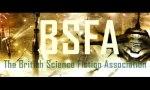 Tomorrow's award winners ... The British Science Fiction Association's logo