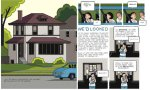 Drawing praise … Chris Ware's Building Stories, which is nominated for Eisner awards including best new graphic album