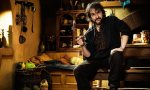Running rings round Tolkien? … Peter Jackson on the set of The Hobbit.
