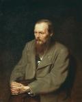 """""""Portrait of the Writer Fyodor Dostoyevsky,"""" Vasily Perov"""