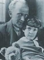 Christopher Milne, A. A. Milne