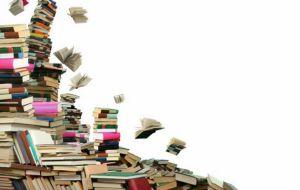Books+textbooks+dumped