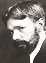 D. H. Lawrence    (1885 - 1930