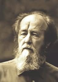 Alexander Solzhenitsyn   (1918 - )