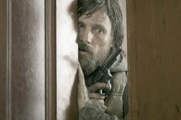 Viggo Mortensen in the movie adaptation 'The Road' directed by John Hillcoat