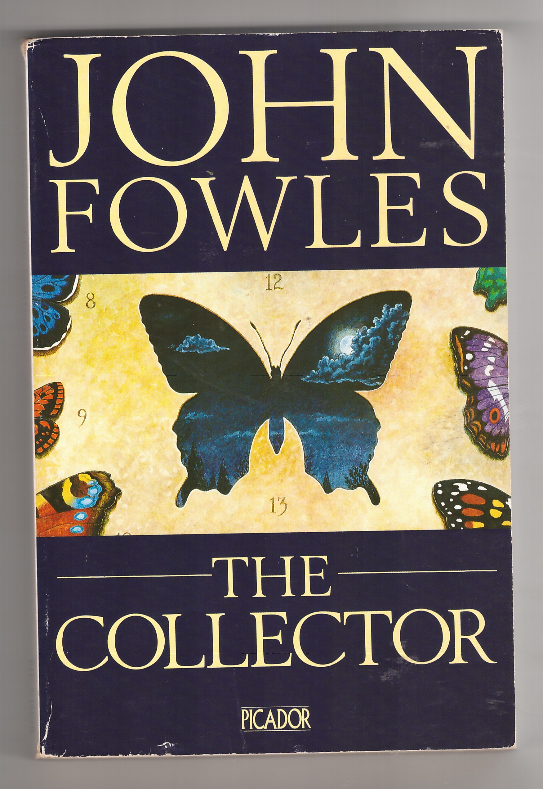 john fowles essay Disclaimer: this work has been submitted by a student this is not an example of the work written by our professional academic writers you can view samples of our professional work here any opinions, findings, conclusions or recommendations expressed in this material are those of the authors and.