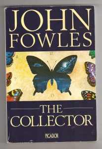 The Collector  -  John Fowles