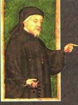 Geoffrey Chaucer    (? - 1400)