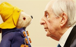 Michael Bond will publish Love From Paddington 56 years after releasing his first story about the little brown bear